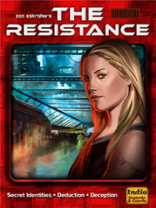 The Resistance (2nd Edition) (IB&C)